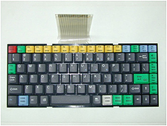 KVM (Slim Keyboard module)